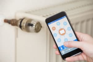 smart control thermostat