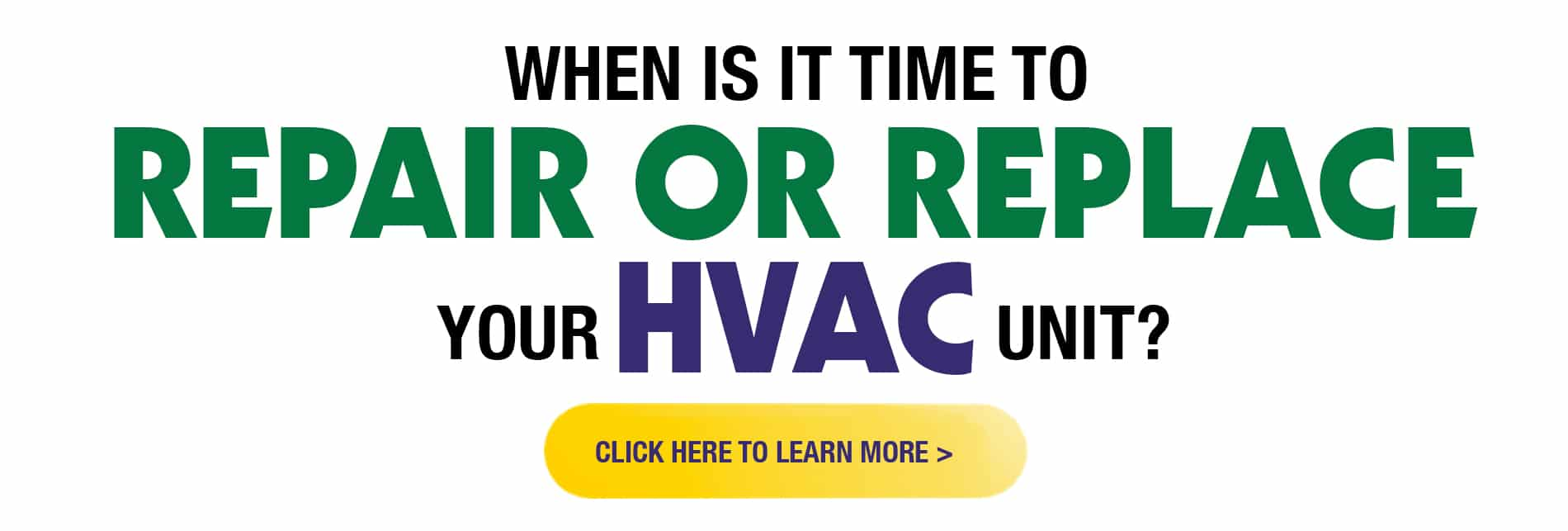repair or replace hvac system