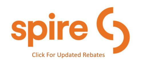 spire rebates
