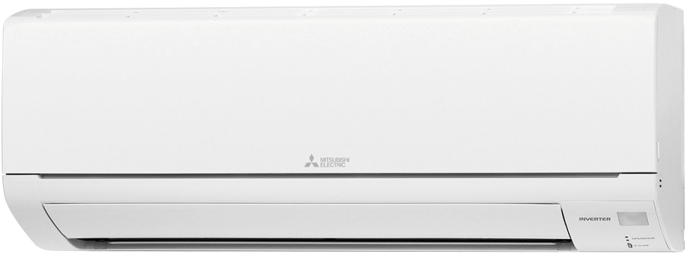mitsubishi wall mounted ductless mini split