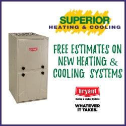 free quotes on new heating and cooling systems