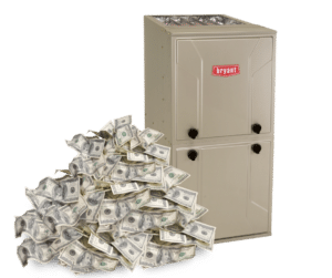 furnace cost